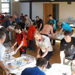 Deutsche Tischeishockey Meisterschaft Ismaning
