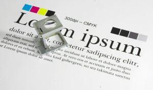 Webdesign: auf Überschriften auchen