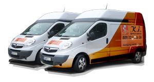 Autofolierung Van